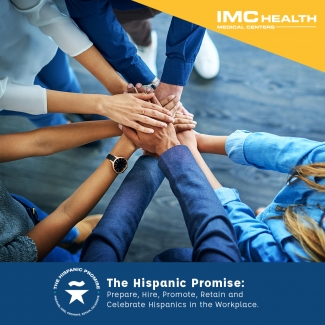 Hispanic Promise, IMC Health, Hispanic Star, We are all Human, Hispanics